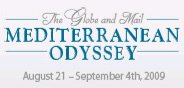 The Globe and Mail - Mediterranean Odyssey